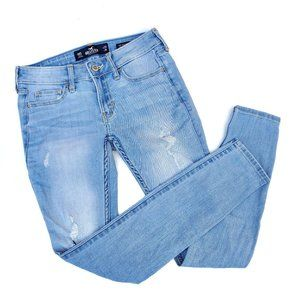 Hollister Low Rise Super Skinny Jeans 00